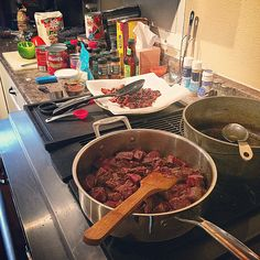 It is hunting season and time to make Deer Camp Chili!