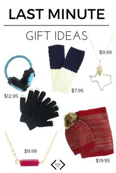 Cents of Style Top 5 Last Minute Gift Ideas
