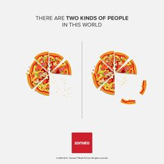 There Are Two Kinds of People in This World, Which Are You? (infographic 1/15)