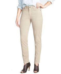 9cfef6166ba Beige Women s Slim Skinny Ankle Stretch Jeans - CV186GIQUDU