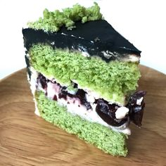 Healthy Spinach Cake with cream cheese frosting