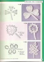 Ivelise Hand Made: Reasons To Irish Crochet And Applications Crochet Leaf Patterns, Crochet Leaves, Crochet Diagram, Freeform Crochet, Crochet Chart, Love Crochet, Crochet Motif, Diy Crochet, Crochet Flowers