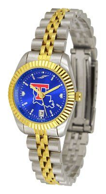 Louisiana Tech University Executive Anochrome - Ladies - Women's College Watches by Sports Memorabilia. $153.47. Makes a Great Gift!. Louisiana Tech University Executive Anochrome - Ladies