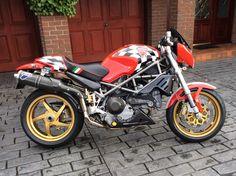 Modified Ducati Monster S4