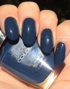 ehmkay nails: Cuccio Colours Royale Collection for Fall 2015 Swatches and Review. Cuccio Colours Wild Knight