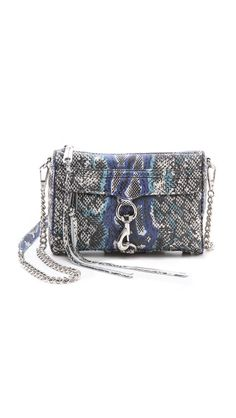 Shopbop Rebecca Minkoff Mini MAC Cross Body Bag