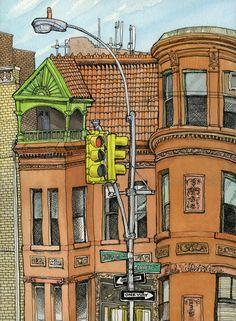 Tommy Kane's Art Blog: I'm Back