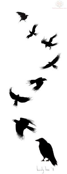flying-crow-tattoo-design.jpg (600×1556):