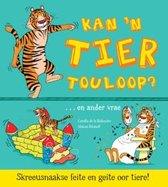 Could a Tiger Walk a Tightrope? : Hilarious Scenes Bring Tiger Facts to Life Fun Facts About Animals, Animal Facts, Tiger Facts, Tiger Walking, Richmond Upon Thames, Interactive Stories, Animal Books, Bengal Tiger, Classroom Themes