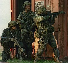 1fe463c34f5ee U.S. Army Rangers pictured during training. The Rangers are weaing MILES  (Multiple Integrated Laser