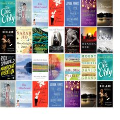 """Wednesday, June 18, 2014: The Brookfield Library has eight new bestsellers and 12 other new books in the Literature & Fiction section.   The new titles this week include """"The One and Only: A Novel,"""" """"China Dolls: A Novel,"""" and """"The Matchmaker: A Novel."""""""