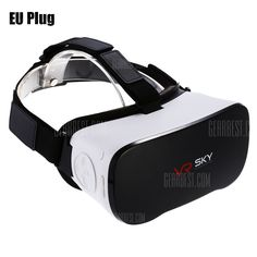 VR SKY CX - V3 All-in-one 3D Virtual Reality Headset EU PLUG-$115.69 Online Shopping  GearBest.com