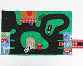 Race Car Track Wallet