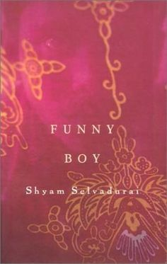 Funny Boy Shyam Selvadurai Ebook