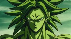 SSJ Broly- not that I like the character... I really like his moves though.