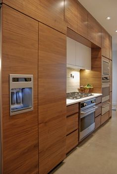 Riley Park - kitchen - Heather Merenda cabinetry by Heritage Millwork