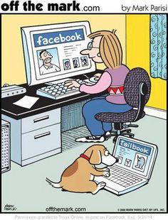 Cary and Granny Beagle