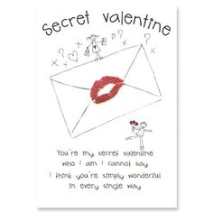 Secret admirer ideas for valentines day