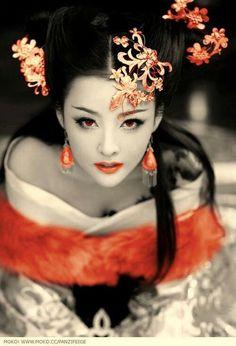 Modern geisha