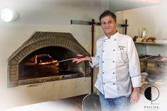 -Salvino Bazzani- este Maestro di Pizza Italiana și de 5 ani împarte secretele bucătăriei italiene și în România. Pasiunea pentru gătit a moștenit-o de la părinți și se vede( și se simte, bineînțeles) în fiecare preparat din meniul Pocol! Maestro. Chef. Pizza. Friend. Brother. Family. Staff.