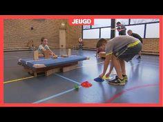 Planking-estafette in de gymles. Twee leuke varianten voor in de gymles!