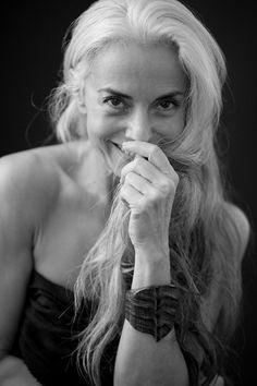 Yasmina Rossi / Photographer Vicky Topaz Yazemeenah Rossi - 60years old model