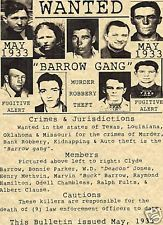 Bonnie And Clyde Gang | bonnie and clyde~-THE BARROW GANG IN ALL THEIR GLORY!!