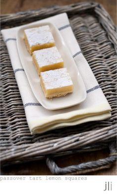 jillian leiboff imaging: passover tart lemon squares