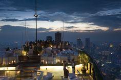 Top 4 Bangkok Bars with Great Views