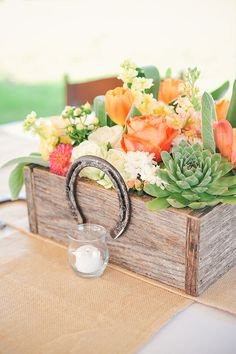 succulent centerpiece | Ashlee Culverhouse