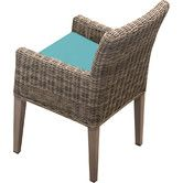 Found it at Wayfair - Cape Cod Dining Arm Chair with Cushion (Set of 2)