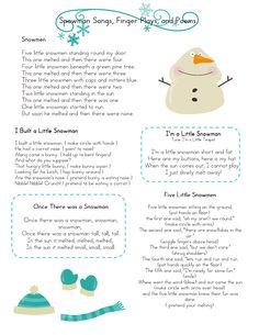 Preschool Christmas Program Ideas