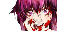 Anjos que podem ser demônios.Dez yanderes mais famosas nos animes. Yuno, Shiro, Shion, eleja sua yandere favorita. Mas não se enganem com os rostos fofos.