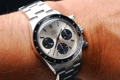 Rolex - Daytona panda