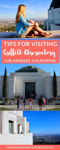 """Fulfilling My """"La La Land"""" Fantasies At Griffith Observatory: Los Angeles, California · If you are heading to Los Angeles, then you will definitely want to include a stop at the Griffith observatory in your trip itinerary! Read this post before you visit to learn more about the observatory, getting there, parking, and the amazing views! A can't miss spot in LA!"""