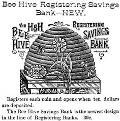 Mechanical Bank Collectors of America - Bank Advertising, 1883-1889