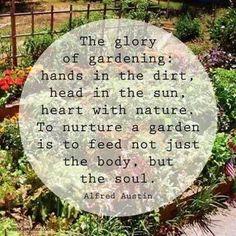 Happy gardening...