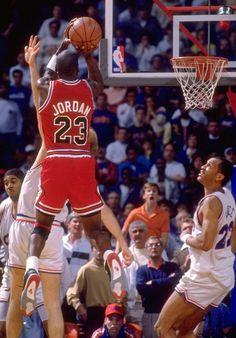 Jordan hits The Shot - 76 Great Moments in Sports - Photos - SI.com