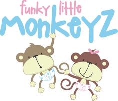Funky Little MonkeyZ