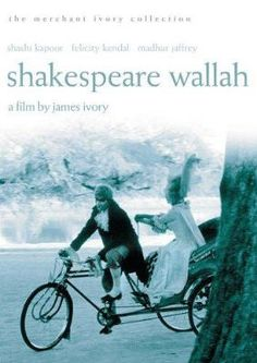 Shakespeare Wallah: The film's inspiration lies in the real-life adventures of Felicity Kendal's family as a traveling theater group in India during the final days of English colonial rule. They try to uphold British tradition by staging Shakespearean plays but are unable to compete with the wildly popular Bollywood film industry.
