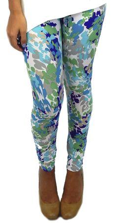 1c05c143207db Poppy Print Leggings Print Leggings, Poppies, Parachute Pants, Clothes For  Women, Printed