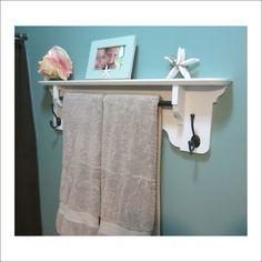 Bathroom Towel Ring Ideas