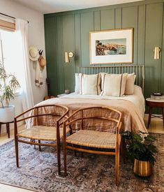 Home Decor Inspiration, Guest Bedroom, House Interior, Bedroom Decor, Home Remodeling, Home, Cheap Home Decor, Home Bedroom, Home Decor