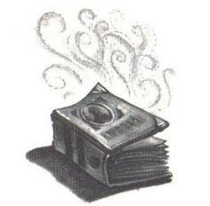 Harry Potter chapter art
