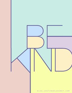 How I achieve goals through Kindness, Accountability and Bold Moves #graphism #design #poster
