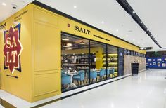 Salt Restaurant, Bar & Grill by Choreography of Spaces, Bangalore – India » Retail Design Blog