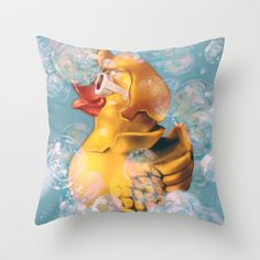 Your Finest Hour Throw Pillow by Galvanise The Dog - $20.00
