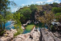 Gunlom Plunge Pool Reviews - Jabiru, Northern Territory Attractions - TripAdvisor Kakadu National Park, National Parks, Places To Travel, Places To Visit, Plunge Pool, Travel List, Australia Travel, East Coast, Places Ive Been
