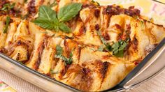 Prosciutto and Sun-Dried Tomato Strata - Recipes - Best Recipes Ever - Prepping the strata the night before gives it a nice texture after baking and also makes the morning of your brunch much less stressful.