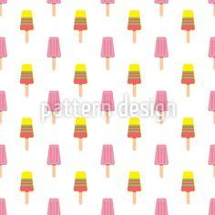 Ice Cream Army Vector Design Vector Design by Elena Alimpieva at patterndesigns.com